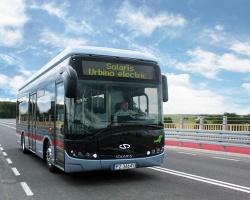 Solaris zdobywa zamówienie na pierwsze autobusy elektryczne w stolicy Europy