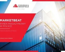 Raport Cushman & Wakefield - Marketbeat Polska - podsumowanie 2017 roku