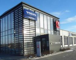 Nowy autoryzowany serwis Volvo Trucks i Renault Trucks w Jeżewie Starym na Podlasiu