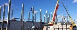 Panattoni Europe dla Hydroline w Stargardzie
