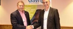 Globalne partnerstwo Grupy DP DHL i Gavi