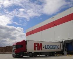 Nowy magazyn FM Logistic w Robakowie pod Poznaniem