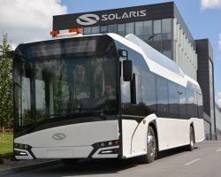 Portowy elektryk od Solarisa
