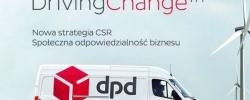 DrivingChange - DPDgroup ogłasza nową strategię CSR