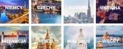 Wiosenne weekendy za granicą z PKP Intercity