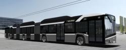 Solaris buduje dwuprzegubowy pojazd o długości 24 metrów