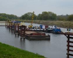 OT Logistics wspiera promocyjny rejs barki Wisłą z Gdańska do Warszawy