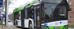 Elektryczne Solarisy Urbino rozpoczęły w Hanowerze erę elektromobilności
