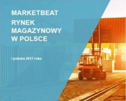 Raport Cushman & Wakefield - Marketbeat Polska - I połowa 2017 roku