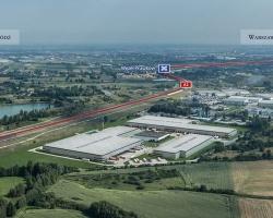 Firma Deka Trans nowym najemcą w Panattoni Park Pruszków II