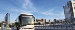 Pierwsze na świecie autobusy elektryczne do poboru krwi
