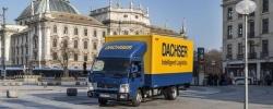 Dachser podejmuje megawyzwania logistyczne w megamiastach