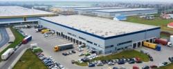 Cargo-partner wynajął cały budynek w parku magazynowym Logicor Prague Airport
