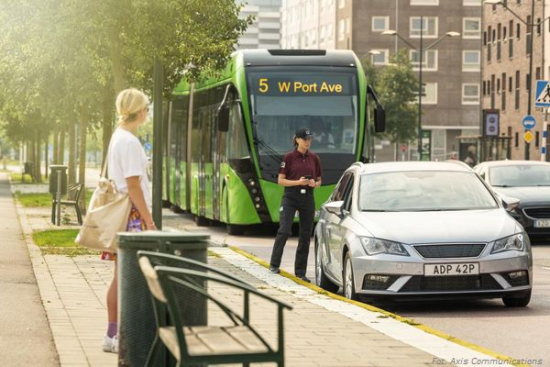Axis Parking Violation Detection - rada na miejskie kłopoty