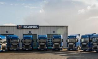 ELMEX inwestuje we flotę pojazdów Scania LNG