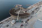 Kolejny etap budowy Publicznego Terminalu Promowego