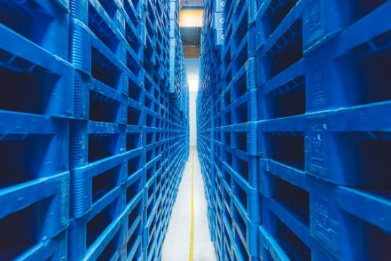 CHEP optymalizuje łańcuchy dostaw Auchan