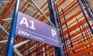 Nowe centrum logistyczne DSV Solutions dla słodkości