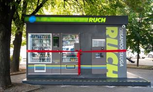 W Warszawie pojawił się pierwszy samoobsługowy kiosk RUCH-u