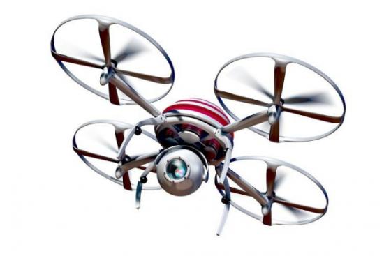 Drony rewolucjonizują sposób pracy magazynów