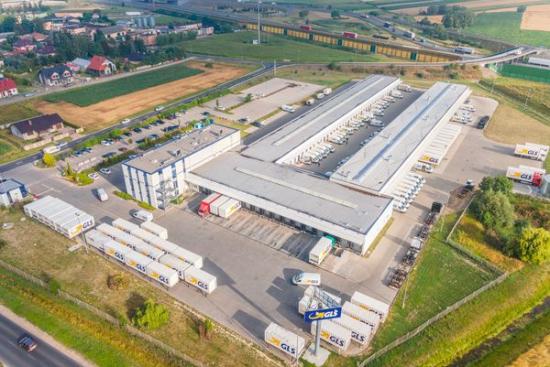 GLS inwestuje w Poznaniu