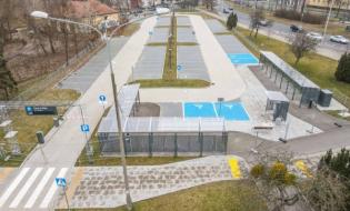 """15 marca otwarcie trzech parkingów """"Park&Ride"""" w Poznaniu"""