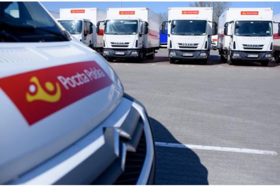 Poczta Polska planuje przebudowę sieci logistycznej