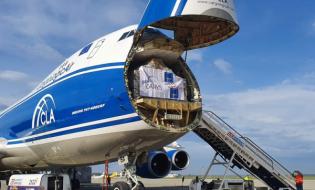 Ogromny transport lotniczy środków medycznych z Chin pod egidą GEFCO