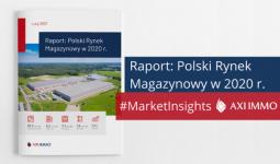 Polski rynek magazynowy w 2020 r. - raport AXI IMMO