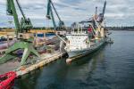 CEVA transportuje platformę wiertniczą z Polski do Tanzanii