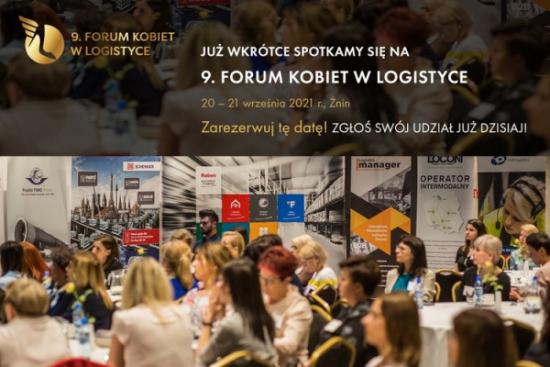 9. Forum Kobiet w Logistyce o transformacji w biznesie logistycznym