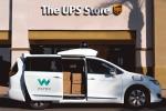 UPS i Waymo testują autonomiczne furgonetki