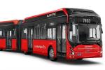 49 elektrycznych autobusów Volvo z Polski dla Szwecji