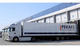 PEKAES inwestuje w rozwój infrastruktury logistycznej