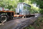 Transport pełen wyzwań - Fracht FWO wysyła project cargo na Ukrainę