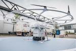 Volocopter i DB Schenker testują VoloDrone