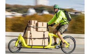 Rowery cargo w logistyce miejskiej. Efemeryda czy przyszłość?