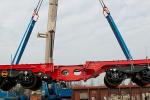 Projekt m2 - innowacyjny wagon towarowy