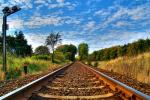 PKP Polskie Linie Kolejowe modernizują linie szerokotorowe na Podlasiu