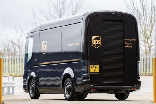 UPS rekompensuje offsety węglowe