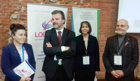 Klaster logistyczny LODZistics ma już trzy lata