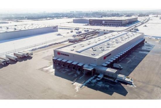 Nowy terminal DB Schenker w południowo-wschodniej Polsce