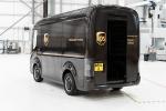 UPS zamawia 10 000 elektrycznych pojazdów dostawczych od ARRIVAL