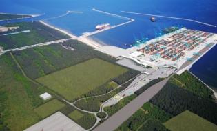 W Świnoujściu powstanie głębokowodny terminal kontenerowy