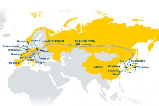 TRANSRUSSIA - z Azji do Europy w 30 dni