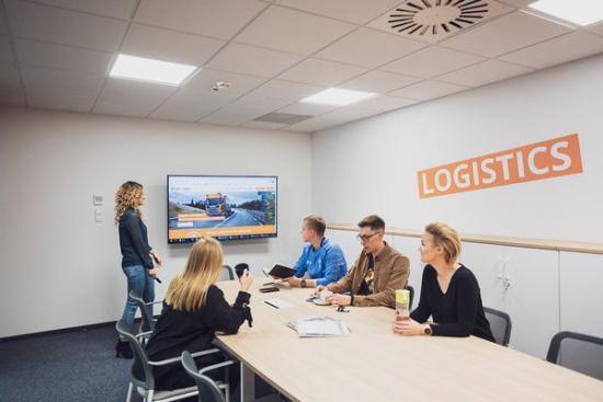 Wrocław coraz bardziej logistyczny