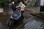 Urząd Miasta w Gdyni dotuje rowery cargo