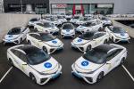 Wodorowe taksówki w socjalnej flocie Hagi