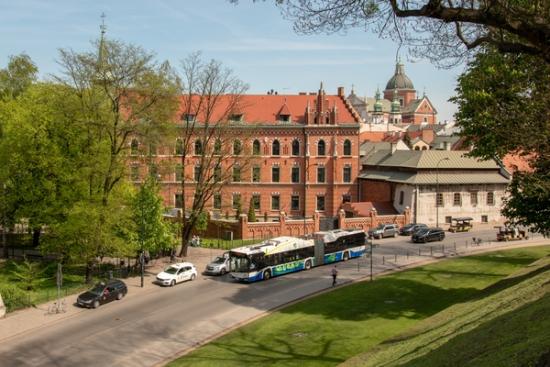 50 autobusów elektrycznych Solaris dla Krakowa
