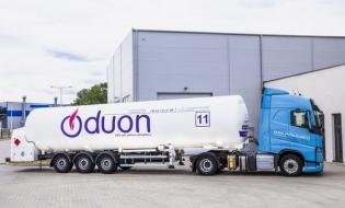 EKOnomia jeździ na LNG
